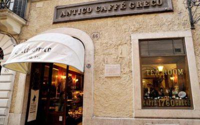"""Torna la tradizione  e  tornano i """"CAFFE' STORICI di Roma nella Cornice Pre-Natalizia"""""""