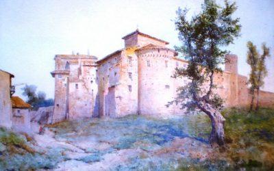 "Monastero dei ""SS. QUATTRO CORONATI"" al Celio"