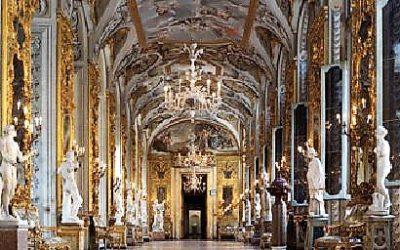 """Il Trionfo dell'Arte nel Cuore di Roma:   """"Palazzo DORIA PAMPHILJ"""""""
