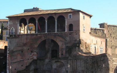 La Casa dei CAVALIERI DI RODI al Foro di Augusto – Apertura Straordinaria