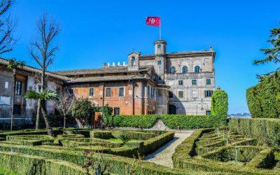 Un'inquadratura sorprendente: Villa Magistralis dei Cavalieri di Malta