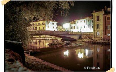 RIETI: Trekking Urbano By Night