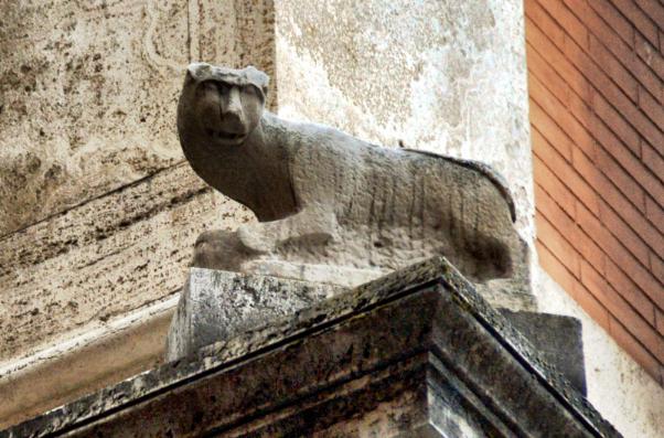 """Gli Animali di Roma…""""Pietrificati"""" dai secoli!"""